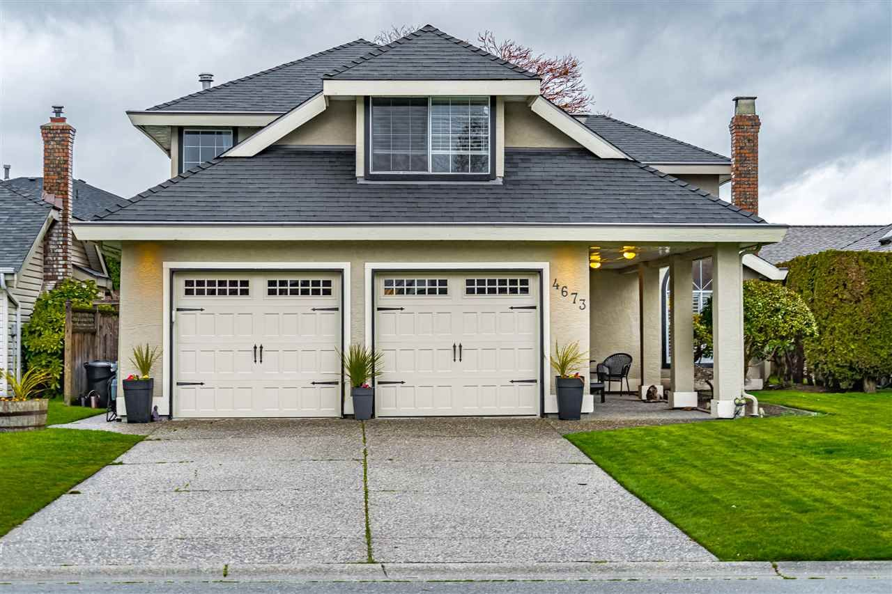 Main Photo: 4673 63 Street in Delta: Holly House for sale (Ladner)  : MLS®# R2557986