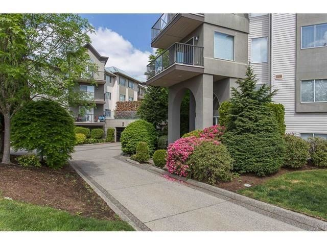 Main Photo: 314 32725 GEORGE FERGUSON Way in Abbotsford: Abbotsford West Condo for sale : MLS®# R2585376