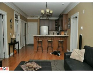 "Photo 4: 222 32729 GARIBALDI Drive in Abbotsford: Abbotsford West Condo for sale in ""GARIBALDI LANE"" : MLS®# F1001964"