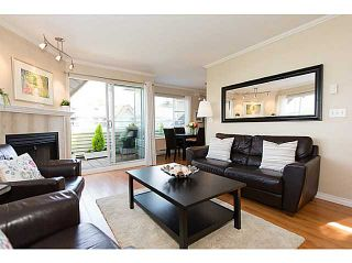 """Photo 3: # 401 868 W 16TH AV in Vancouver: Cambie Condo for sale in """"WILLOW SPRINGS"""" (Vancouver West)  : MLS®# V1022527"""