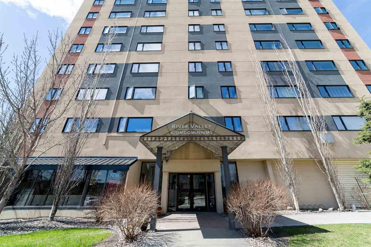 Main Photo: 1206 9710 105 Street in Edmonton: Zone 12 Condo for sale : MLS®# E4232142