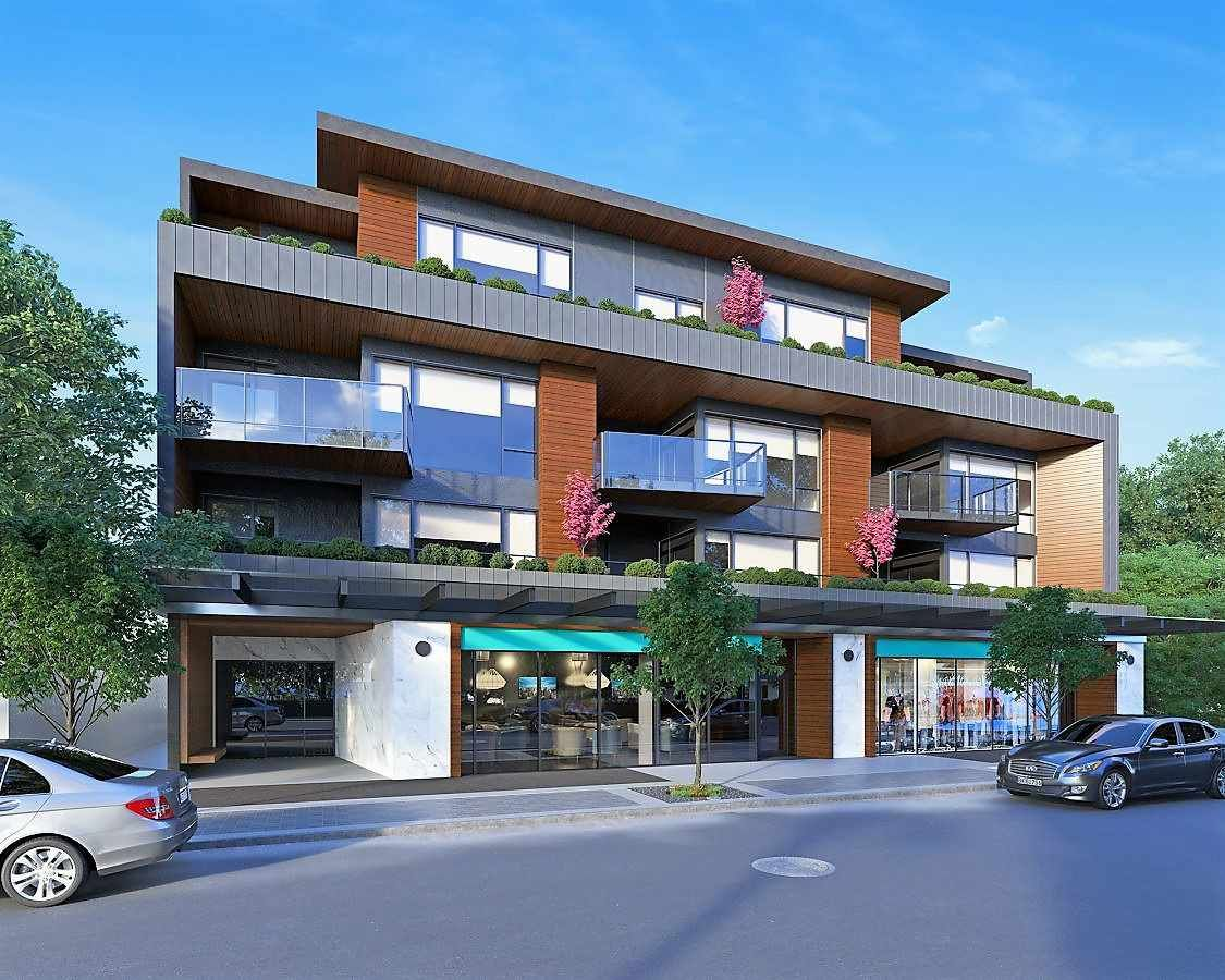 """Main Photo: 203 38165 CLEVELAND Avenue in Squamish: Downtown SQ Condo for sale in """"CLEVELAND GARDENS"""" : MLS®# R2571075"""