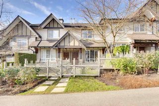 """Photo 1: 106 2200 PANORAMA Drive in Port Moody: Heritage Woods PM Townhouse for sale in """"QUEST"""" : MLS®# R2248826"""