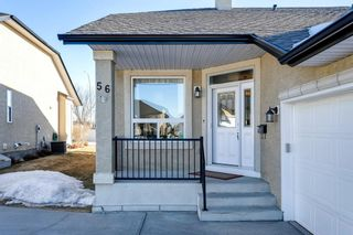 Photo 3: 56 Tuscany Village Court NW in Calgary: Tuscany Semi Detached for sale : MLS®# A1079076