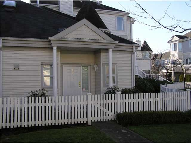 """Main Photo: 15 12871 JACK BELL Drive in Richmond: East Cambie Townhouse for sale in """"CAPISTRANO"""" : MLS®# V860939"""