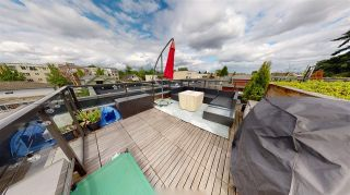 """Photo 2: 10 531 E 16TH Avenue in Vancouver: Mount Pleasant VE Townhouse for sale in """"HANNA"""" (Vancouver East)  : MLS®# R2562543"""