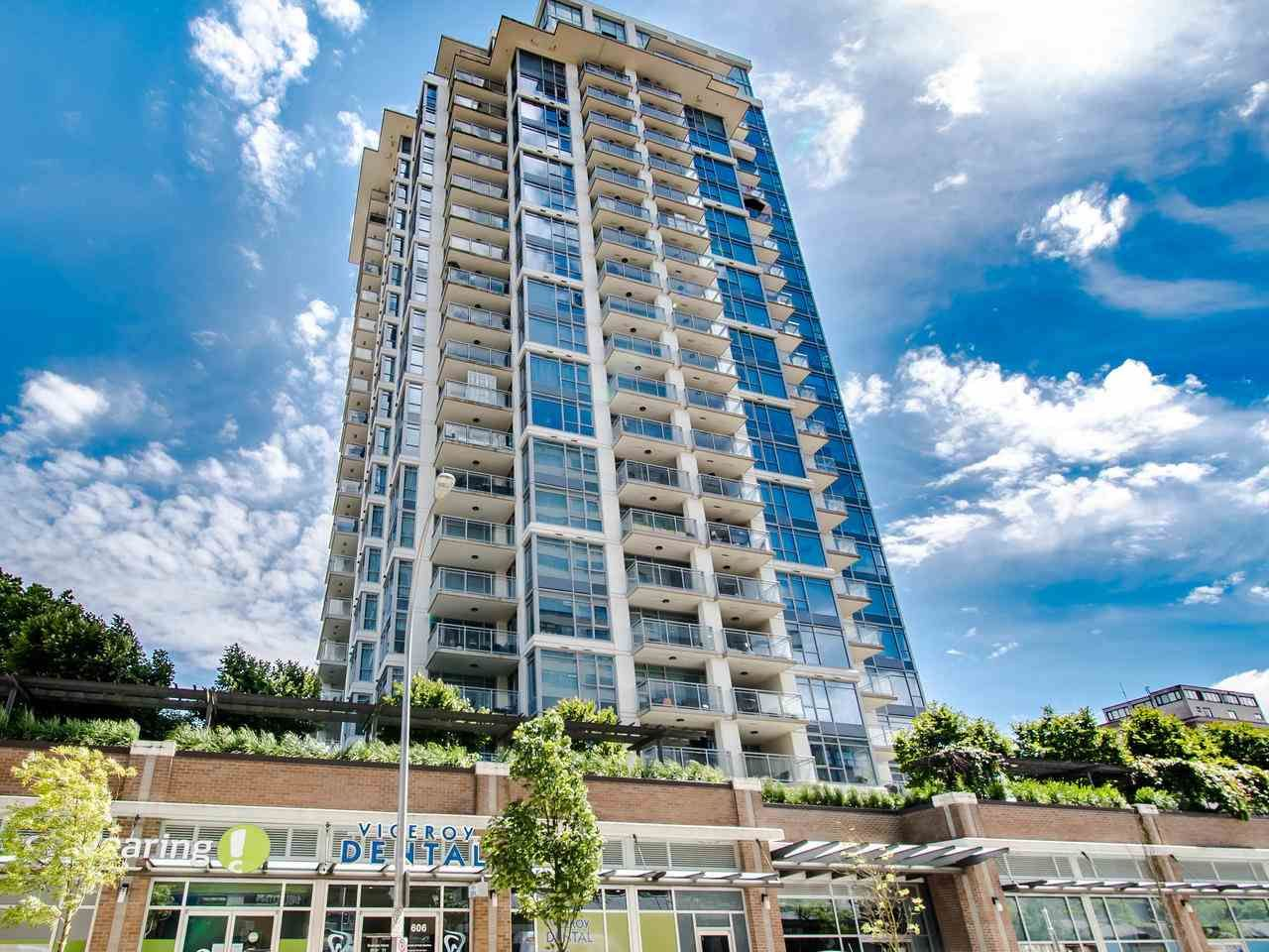 "Main Photo: 306 608 BELMONT Street in New Westminster: Uptown NW Condo for sale in ""'The Viceroy'"" : MLS®# R2463608"