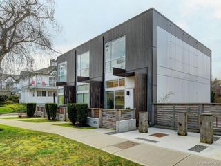 Photo 1: 403 Kingston St in VICTORIA: Vi James Bay Row/Townhouse for sale (Victoria)  : MLS®# 804968