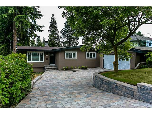 Main Photo: 1325 E 15TH Street in North Vancouver: Westlynn House for sale : MLS®# V1013705