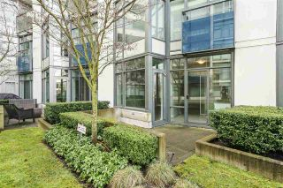 "Photo 1: 127 1777 W 7TH Avenue in Vancouver: Fairview VW Condo for sale in ""Kits 360"" (Vancouver West)  : MLS®# R2541765"