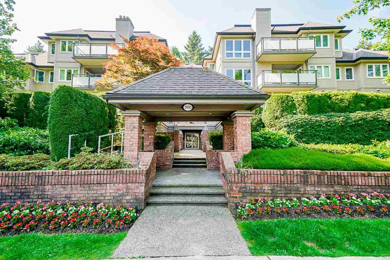 """Main Photo: 107 3950 LINWOOD Street in Burnaby: Burnaby Hospital Condo for sale in """"Cascade Village"""" (Burnaby South)  : MLS®# R2470039"""