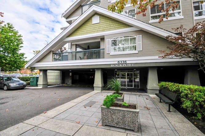 """Main Photo: 206 6336 197 Street in Langley: Willoughby Heights Condo for sale in """"ROCKPORT"""" : MLS®# R2112376"""