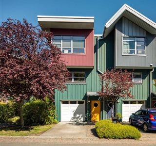 Photo 1: 7 864 Central Spur Rd in Victoria: VW Victoria West Row/Townhouse for sale (Victoria West)  : MLS®# 886609
