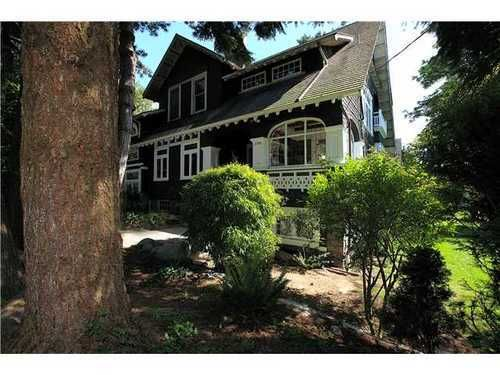 Main Photo: 2590 2ND Ave W in Vancouver West: Kitsilano Home for sale ()  : MLS®# V950233