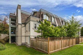 """Photo 1: 63 202 LAVAL Street in Coquitlam: Maillardville Townhouse for sale in """"PLACE FONTAINE BLEAU"""" : MLS®# R2576260"""