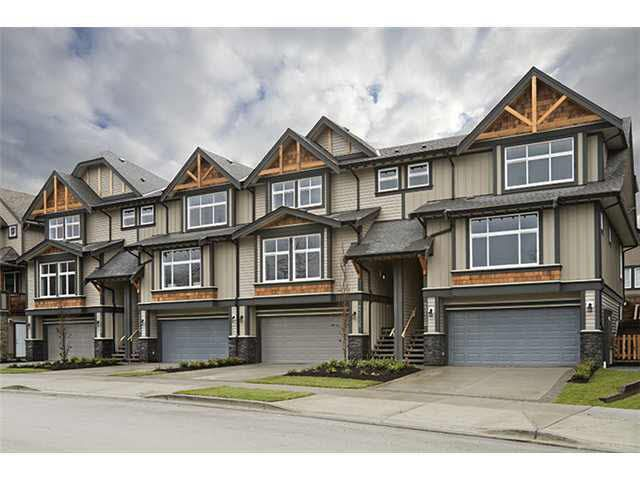 Main Photo: 23126 GILBERT DRIVE in : Silver Valley Townhouse for sale : MLS®# V853391