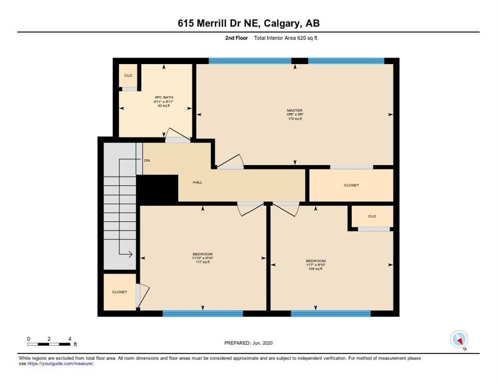 Photo 27: Photos: 615 Merrill Drive NE in Calgary: Winston Heights/Mountview Row/Townhouse for sale : MLS®# C4301720