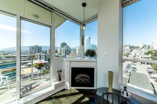 """Photo 2: 1107 138 E ESPLANADE in North Vancouver: Lower Lonsdale Condo for sale in """"PREMIERE AT THE PIER"""" : MLS®# R2602280"""