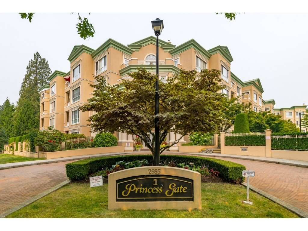 """Main Photo: 108 2985 PRINCESS Crescent in Coquitlam: Canyon Springs Condo for sale in """"PRINCESS GATE"""" : MLS®# R2518250"""