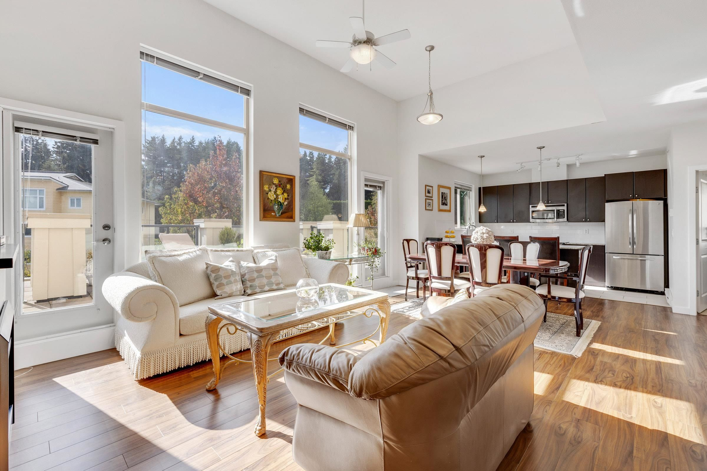Main Photo: 408 245 ROSS Drive in New Westminster: Fraserview NW Condo for sale : MLS®# R2622223