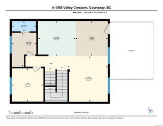 Photo 39: a 1585 Valley Cres in : CV Courtenay East Half Duplex for sale (Comox Valley)  : MLS®# 877219