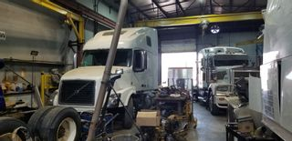 Photo 2: Truck and Trailer Repair Facility For Lease In Surrey