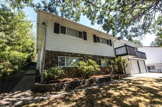 Photo 1: 4233 Thornhill Cres in VICTORIA: SE Lambrick Park House for sale (Saanich East)  : MLS®# 792090