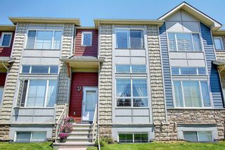 Photo 2: 5004 2370 Bayside Road SW: Airdrie Row/Townhouse for sale : MLS®# A1126846