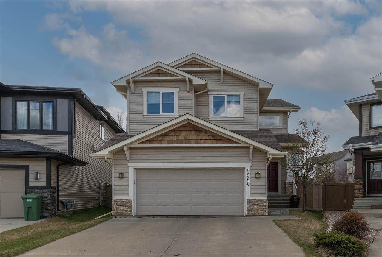 Main Photo: 9560 221 Street in Edmonton: Zone 58 House for sale : MLS®# E4244020