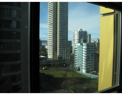 Photo 7: Photos: # 1205 1367 ALBERNI ST in Vancouver: West End VW Condo for sale ()  : MLS®# V763694