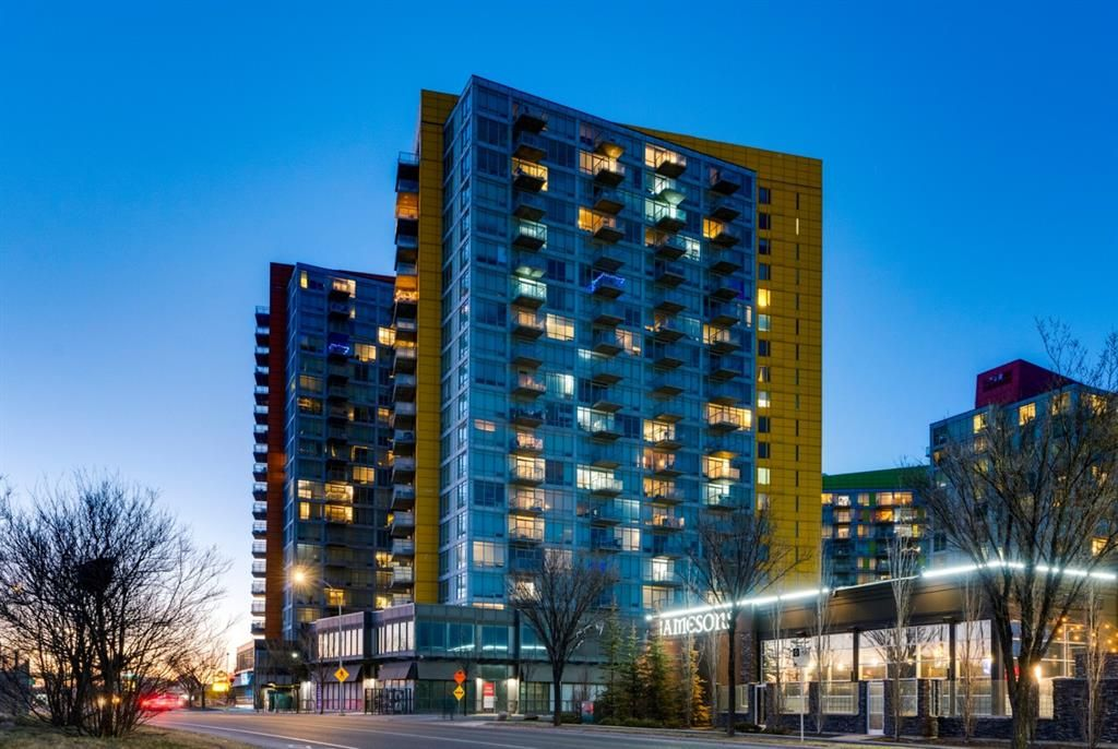 Main Photo: 306 3820 Brentwood Road NW in Calgary: Brentwood Apartment for sale : MLS®# A1095815