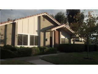 Photo 1: RANCHO BERNARDO Townhouse for sale : 2 bedrooms : 17455 Ashburton Road in San Diego