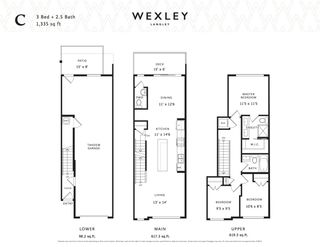 """Photo 13: 32 20857 77A Avenue in Langley: Willoughby Heights Townhouse for sale in """"The Wexley"""" : MLS®# R2210865"""