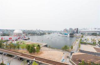 "Photo 1: 1405 120 MILROSS Avenue in Vancouver: Mount Pleasant VE Condo for sale in ""Brighton"" (Vancouver East)  : MLS®# R2299043"