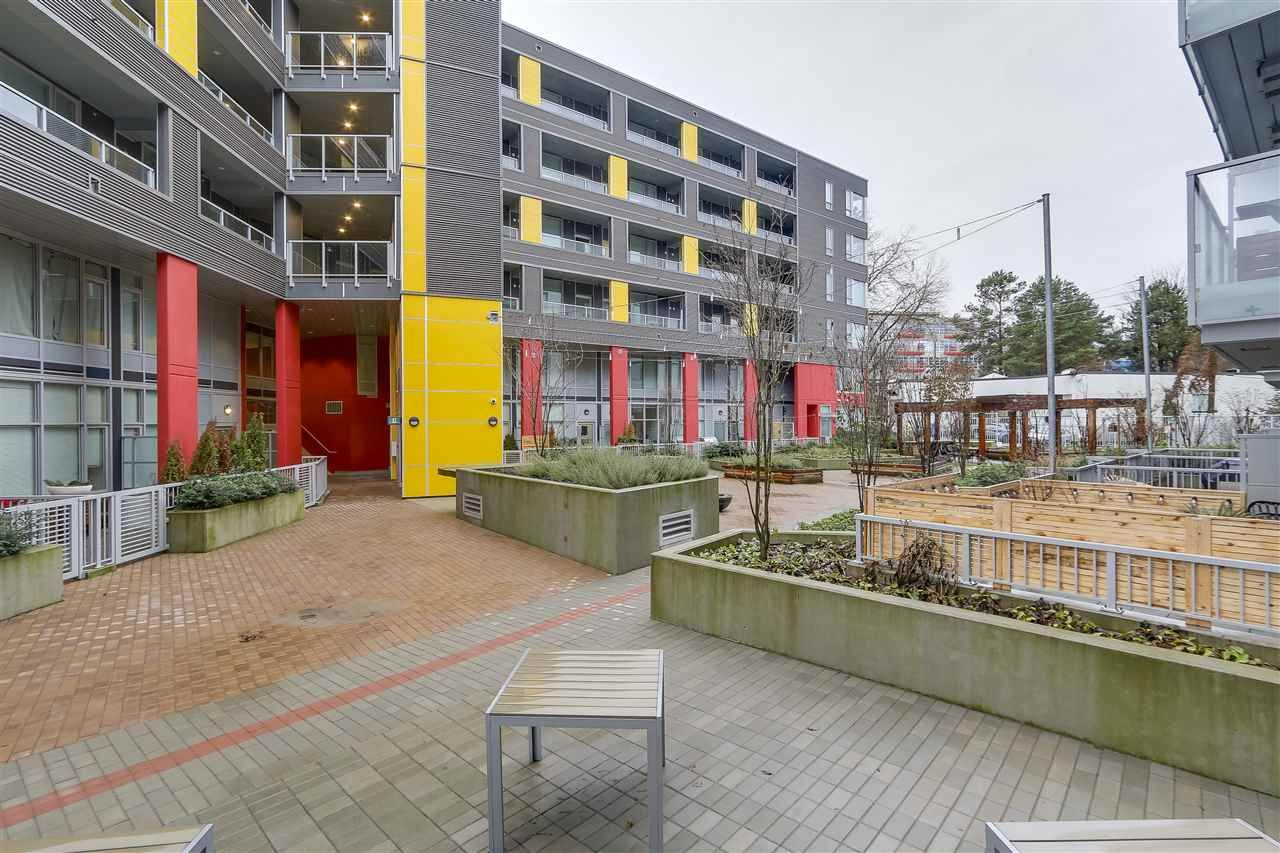 """Photo 18: Photos: 521 384 E 1ST Avenue in Vancouver: Mount Pleasant VE Condo for sale in """"CANVAS"""" (Vancouver East)  : MLS®# R2230543"""
