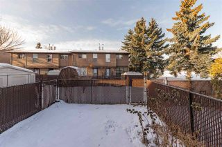 Photo 43: #128 10633 31 Avenue in Edmonton: Zone 16 Townhouse for sale : MLS®# E4240617
