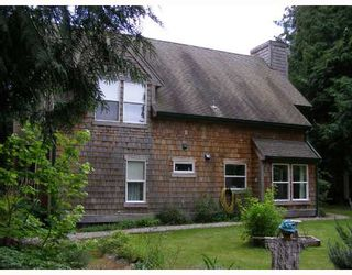 Photo 7: 7977 EASTWOOD Road in No_City_Value: Pender Harbour Egmont House for sale (Sunshine Coast)  : MLS®# V713709