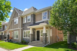Main Photo: 42 9000 Wentworth Avenue SW in Calgary: West Springs Semi Detached for sale : MLS®# A1123848