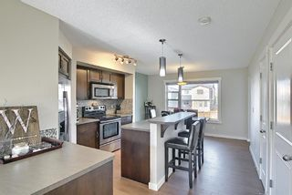 Photo 4: 144 PANAMOUNT Way NW in Calgary: Panorama Hills Semi Detached for sale : MLS®# A1114610