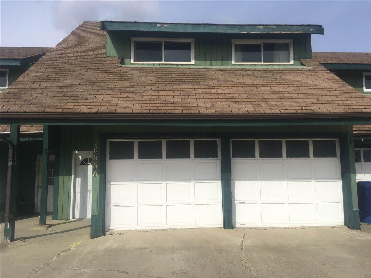 "Main Photo: 10856 102 Street in Fort St. John: Fort St. John - City NW Townhouse for sale in ""CEDAR VILLAGE"" (Fort St. John (Zone 60))  : MLS®# R2358709"