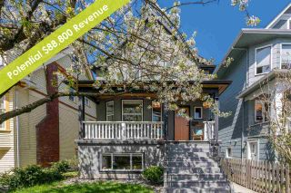 Photo 1: 1931 NAPIER Street in Vancouver: Grandview Woodland House for sale (Vancouver East)  : MLS®# R2489722