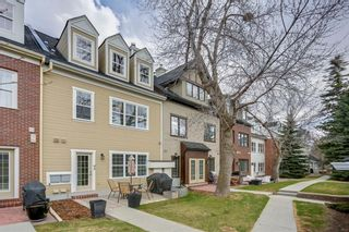 Photo 30: 93 SOMME Boulevard SW in Calgary: Garrison Woods Row/Townhouse for sale : MLS®# C4241800