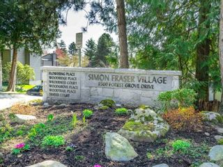 """Photo 26: 8514 WOODTRAIL Place in Burnaby: Forest Hills BN Townhouse for sale in """"SIMON FRASER VILLAGE"""" (Burnaby North)  : MLS®# R2566509"""