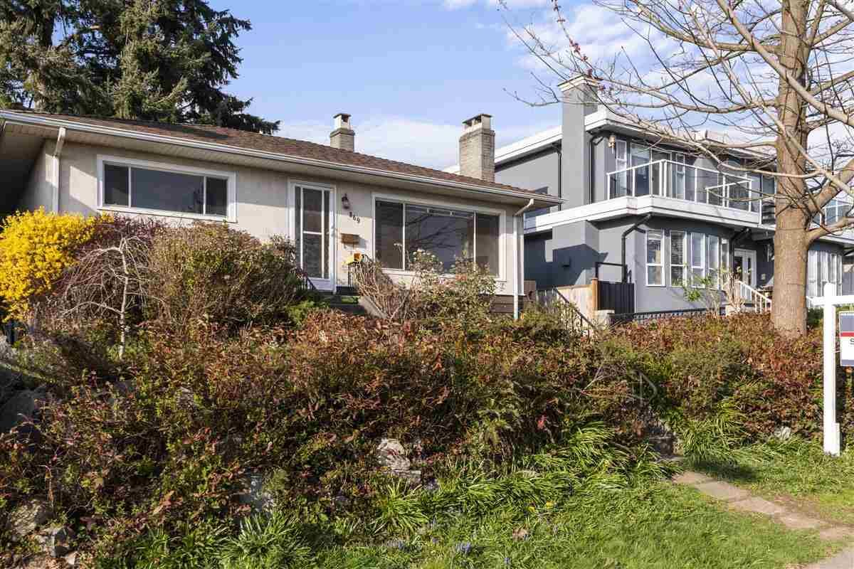 Main Photo: 369 E 65TH Avenue in Vancouver: South Vancouver House for sale (Vancouver East)  : MLS®# R2559232