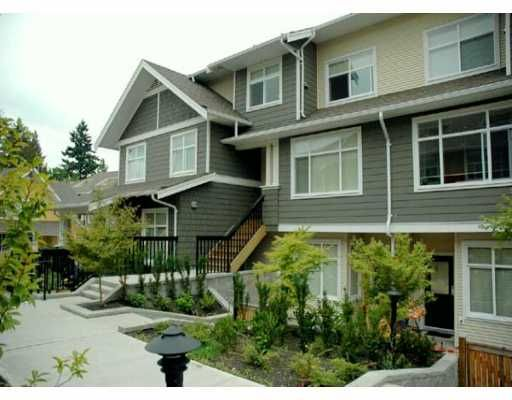 """Main Photo: 24 6878 SOUTHPOINT DR in Burnaby: South Slope Townhouse for sale in """"CORTINA"""" (Burnaby South)  : MLS®# V607740"""