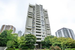 """Main Photo: 706 4300 MAYBERRY Street in Burnaby: Metrotown Condo for sale in """"Times Square"""" (Burnaby South)  : MLS®# R2616516"""