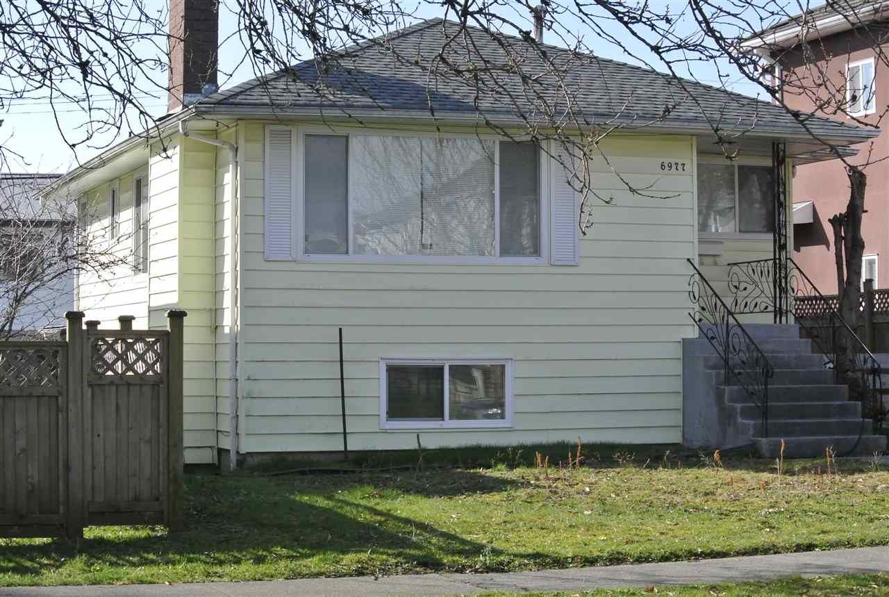 Main Photo: 6977 MCKINNON STREET in Vancouver: Killarney VE House for sale (Vancouver East)  : MLS®# R2557453