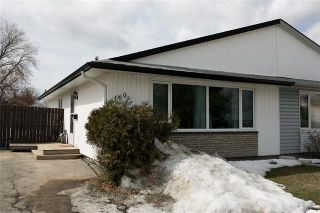 Photo 2: 160 Bluewater Crescent in Winnipeg: Southdale Residential for sale (2H)  : MLS®# 1907146