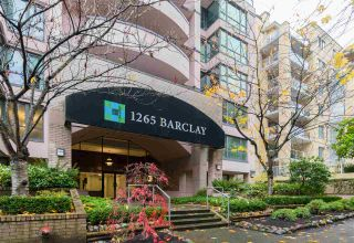 """Photo 37: 801 1265 BARCLAY Street in Vancouver: West End VW Condo for sale in """"The Dorchester"""" (Vancouver West)  : MLS®# R2518947"""