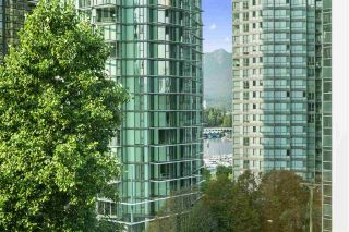 """Photo 4: 601 1288 W GEORGIA Street in Vancouver: West End VW Condo for sale in """"The Residences on Georgia"""" (Vancouver West)  : MLS®# R2495717"""